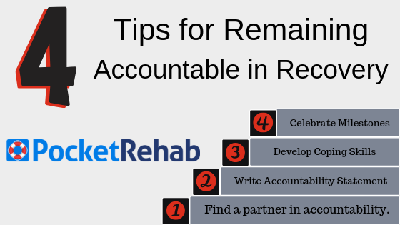 Accountability in Recovery: Importance of Remaining Accountable and Helping Others to Do the Same